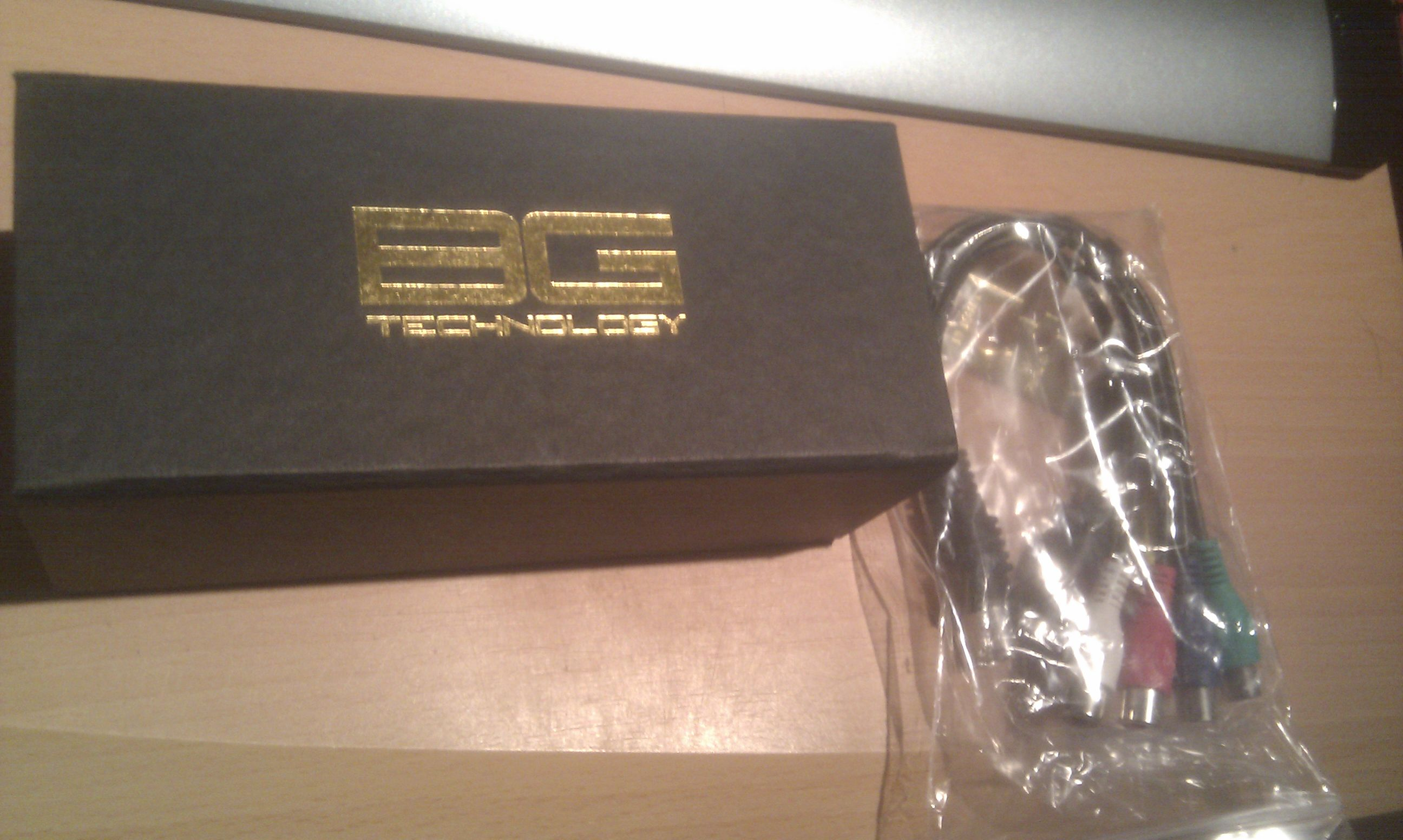 Blackgold BGT3630 Packaging