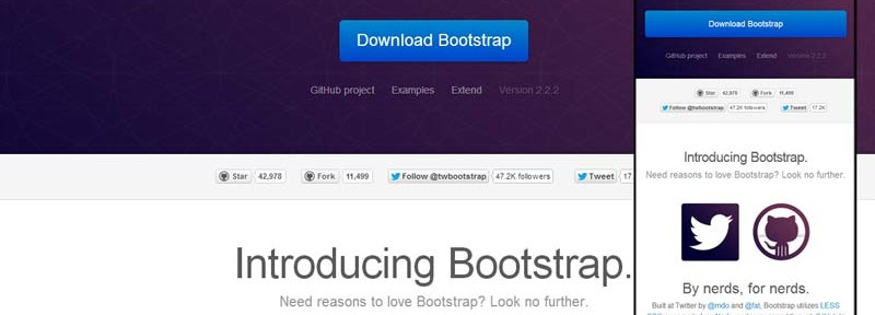 Mobile Responsive Twitter Bootstrap
