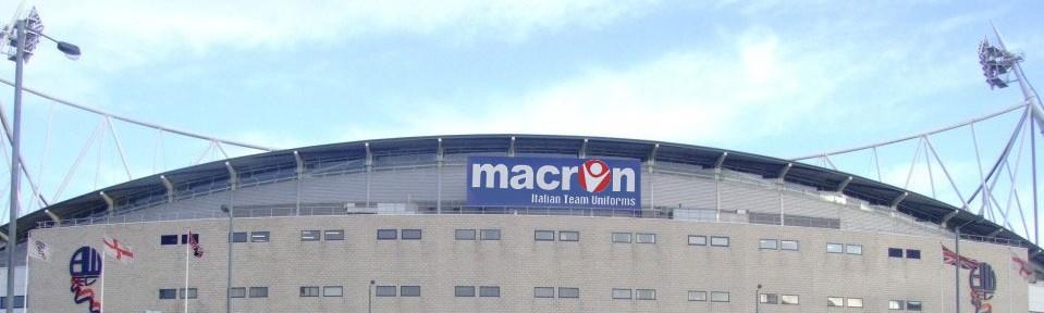Macron Stadium
